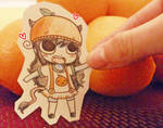 Lilith Likes Oranges