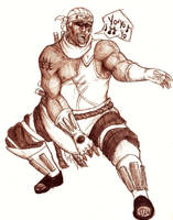 Naruto:NowWhoSedHipHopWuzDead by redblacktac