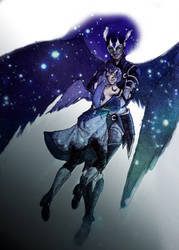 MLP - Luna and The Nightmare