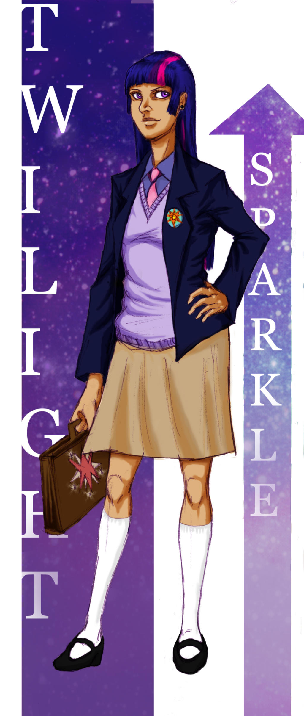 MLP - Twilight Sparkle by redblacktac