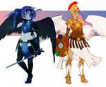 MLP - Two Regal Sisters