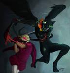 HS -  The Prince vs The Slayer