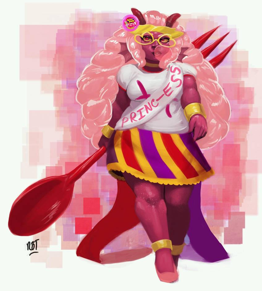 CM - Trickster Fef by redblacktac