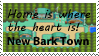 Stamp-I was born in New Bark Town by Chinese-Toad