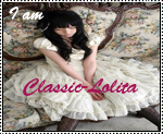 I am Classic Lolita by Chinese-Toad
