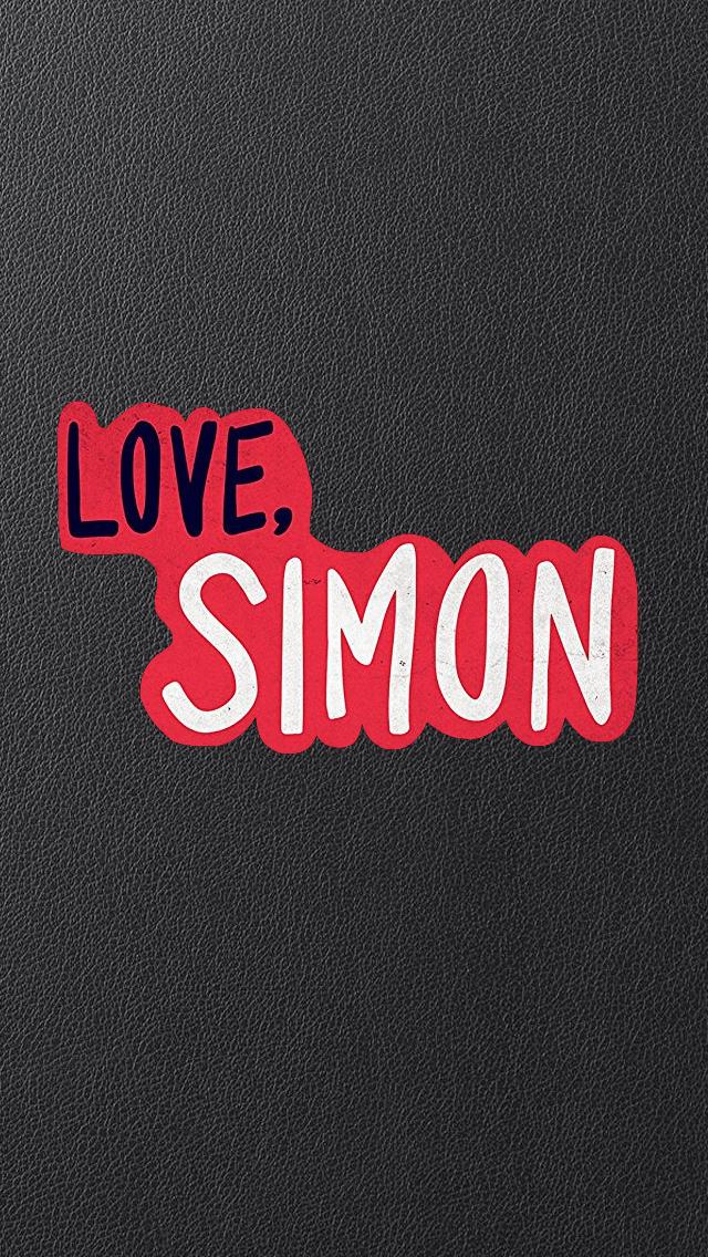 Love Simon Phone Wallpaper By CrunchDogs