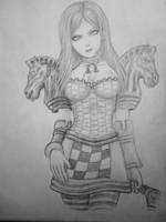 Alice Madness Returns 2 by Arelychan