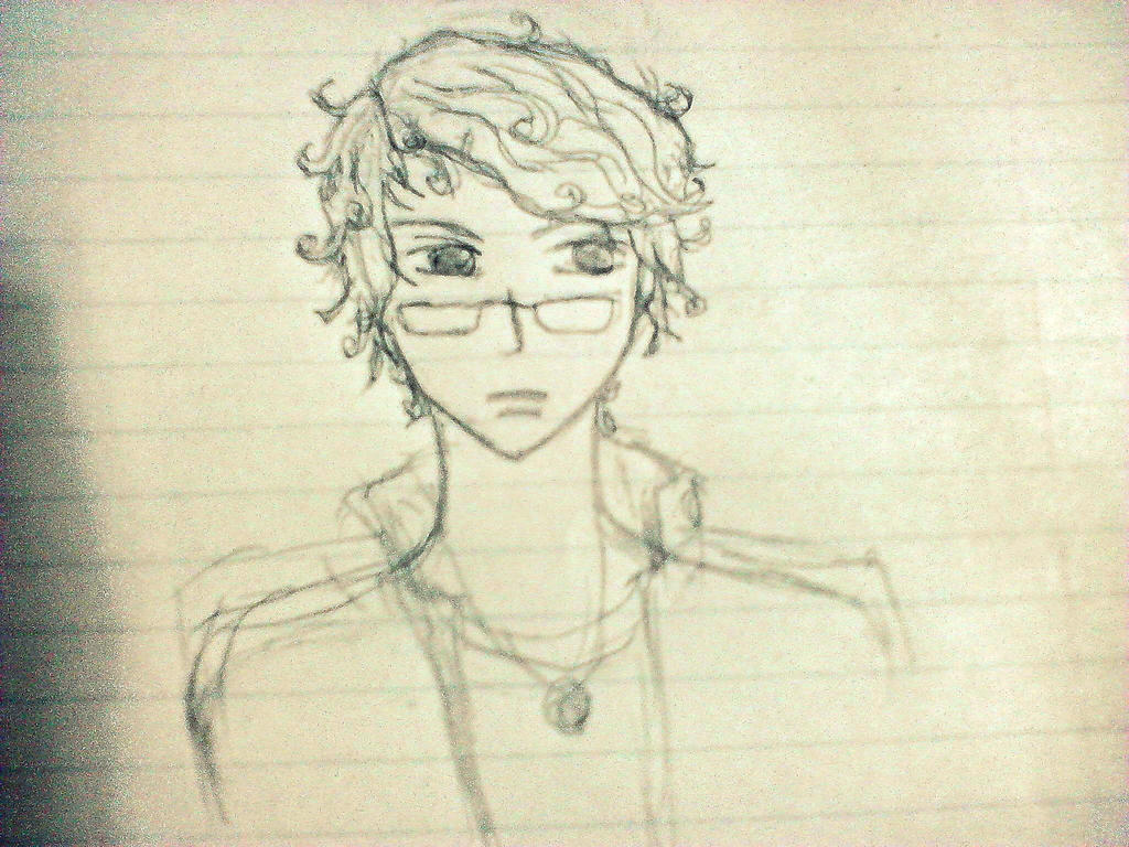 The gallery for --> Drawing Curly Guy Hair