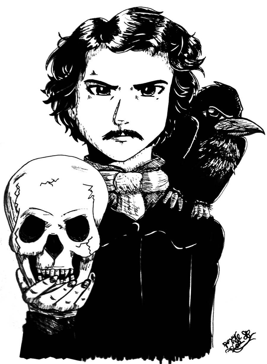 Poe by RoseyRoseyMae