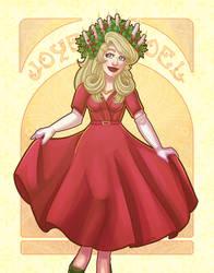 Joyeux Noel by RoseyRoseyMae