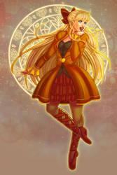 Sailor Venus by RoseyRoseyMae