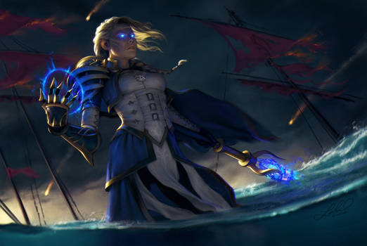 Beware the Daughter of the Sea