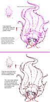 Tutorial: Flowing Hair