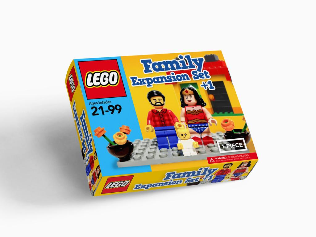 Lego Wonder by Moonbeam13