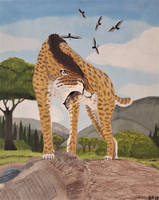 Sabretooth Ruler by Pappasaurus