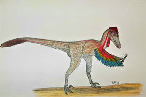 Appo-raptor by Pappasaurus