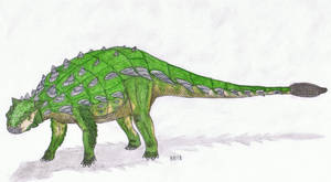 Meet Zuul, Destroyer of Shins by Pappasaurus