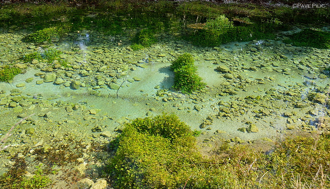 River Cetina by PPILIC-ST