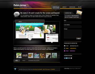 My Personal Website by rjcyu