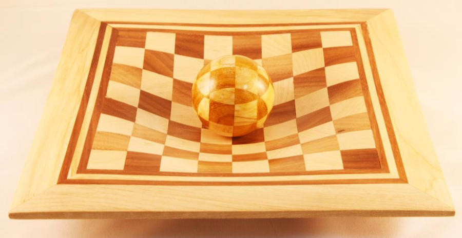 chess bowl dish and ball by U140
