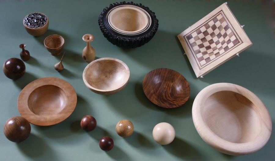 wood turned items by U140