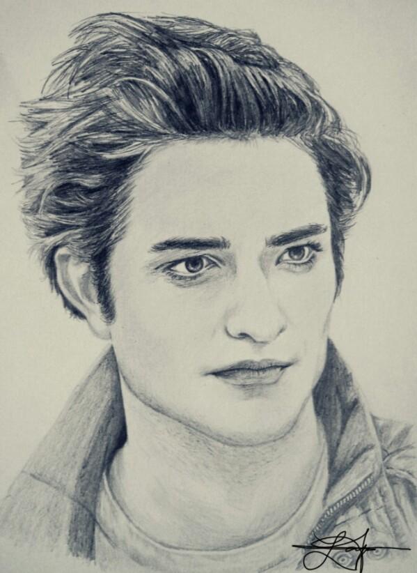 Edward Cullen Twilight By Mystic Pulse On Deviantart