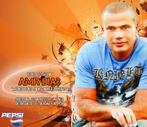Amr Diab 3 by AbdallaPOP