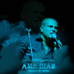 Amr Diab 4 by AbdallaPOP