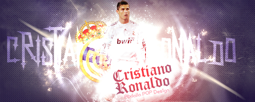 Candidature Real Madrid Cristiano_Ronaldo_Signature_by_AbdallaPOP