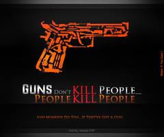 Guns by AbdallaPOP