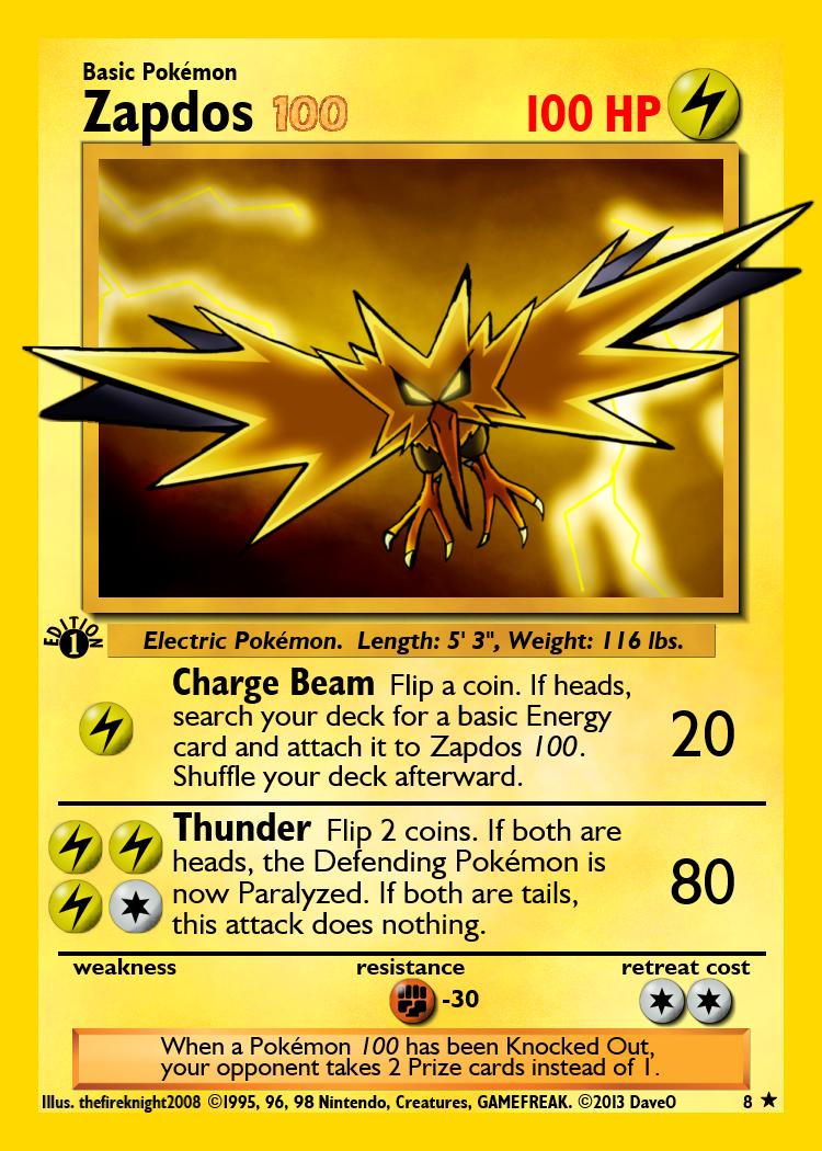 Mega Zapdos Ex Pokemon Cards Images | Pokemon Images