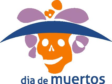 Logo. Dia de los muertos. by ghmorales