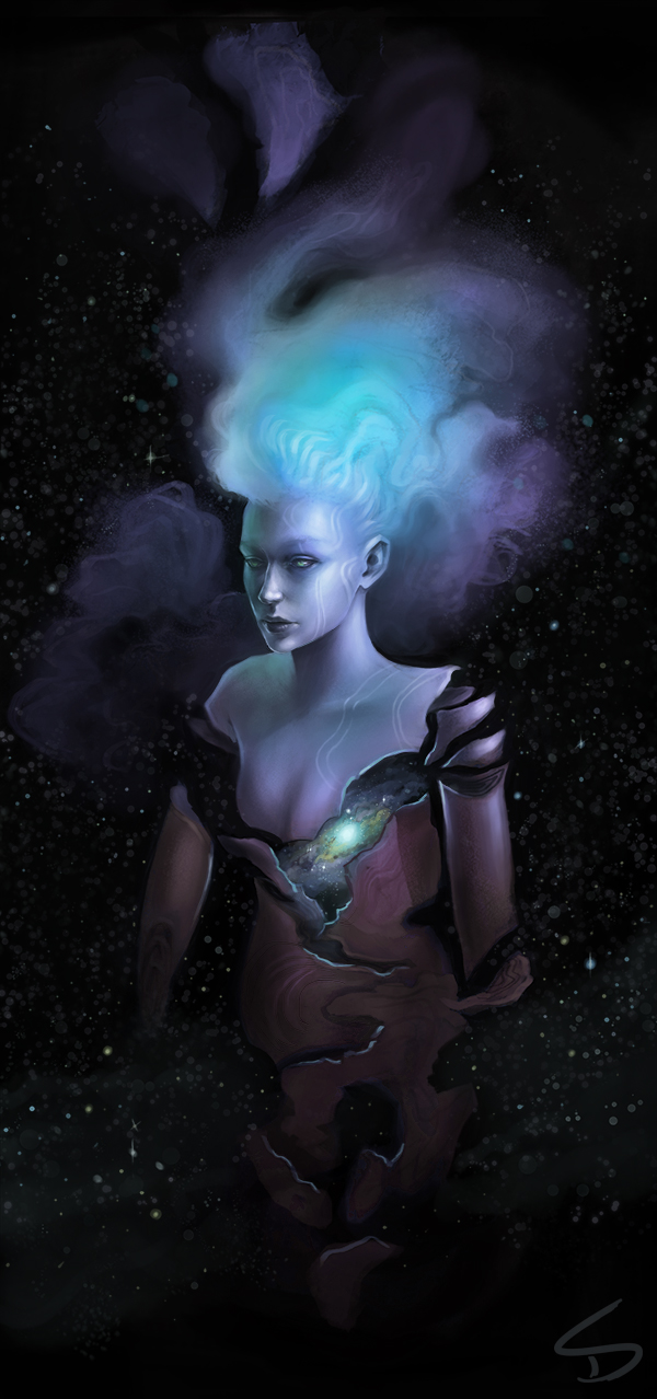 Andromeda by skdiesel