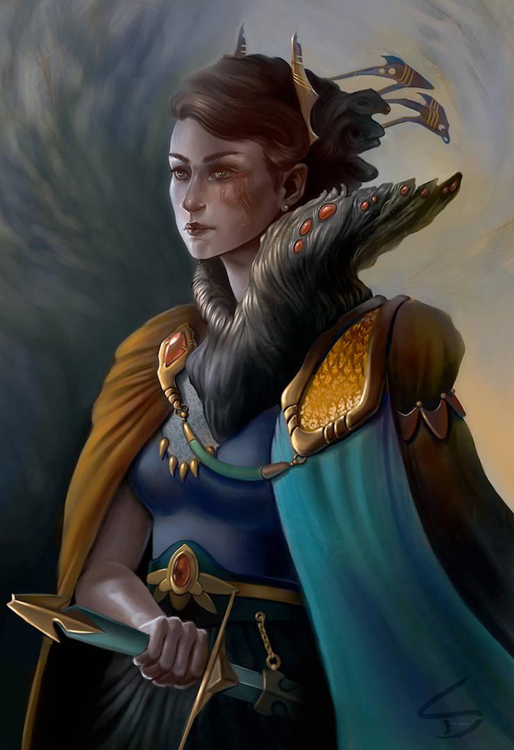 Cocoon Queen