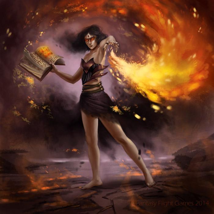 Pyrochanter by skdiesel