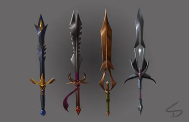Sword Concepts 1