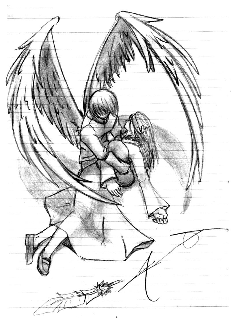 crying angel by bloody7lunacy on deviantart