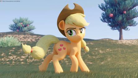 Wandering Applejack