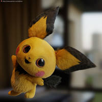 <b>Realistic Pichu Render</b><br><i>TheRealDJTHED</i>