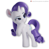 Thinking Rarity Test Render