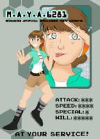 Maya's Pixel ID by Maya-onee-chan