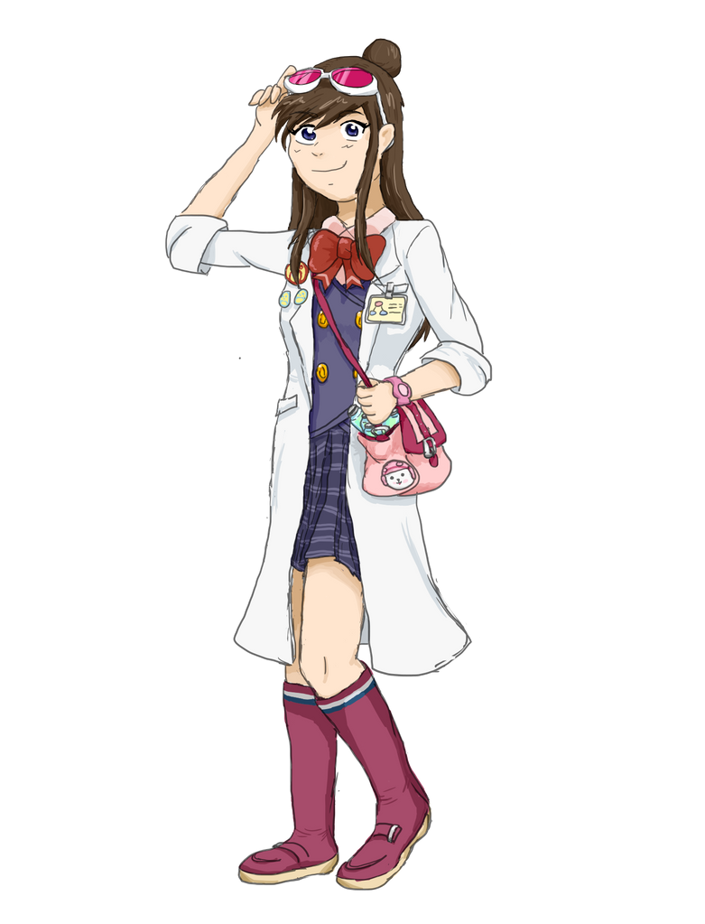 It's time for SCIENCE by Maya-onee-chan