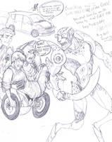 Transformers - Slag hits the fan - Part 1 by Vee-Freak