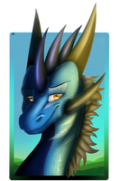 :Gift: Days End by Deathtail-The-DraCon