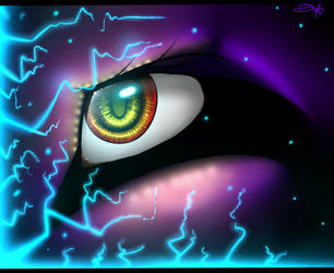 Eye of the Storm by Deathtail-The-DraCon