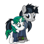 [Vector #73] Silber with Mum