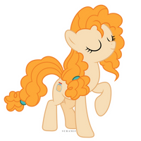 [Vector #118] Pear Butter by Suramii