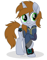 [Vector #184] Littlepip #8