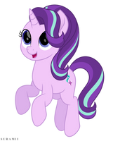 [Vector #208] Starlight Glimmer #1 by Suramii