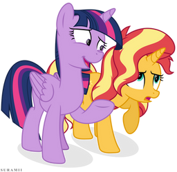 [Vector #224] You'll never guess who's back by Suramii
